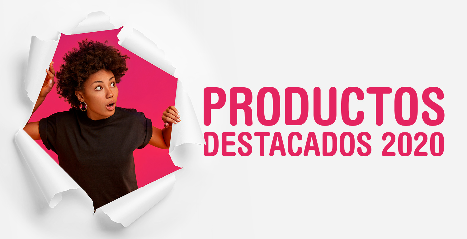 Productos destacados 2020