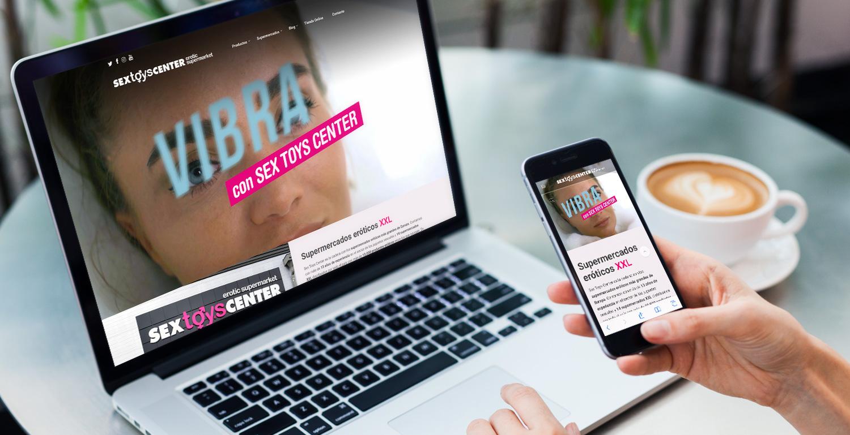 Nueva web sex toys center
